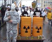 Demo gegen den EPR-Reaktor in Cherbourg (Normandie) - Teil 3