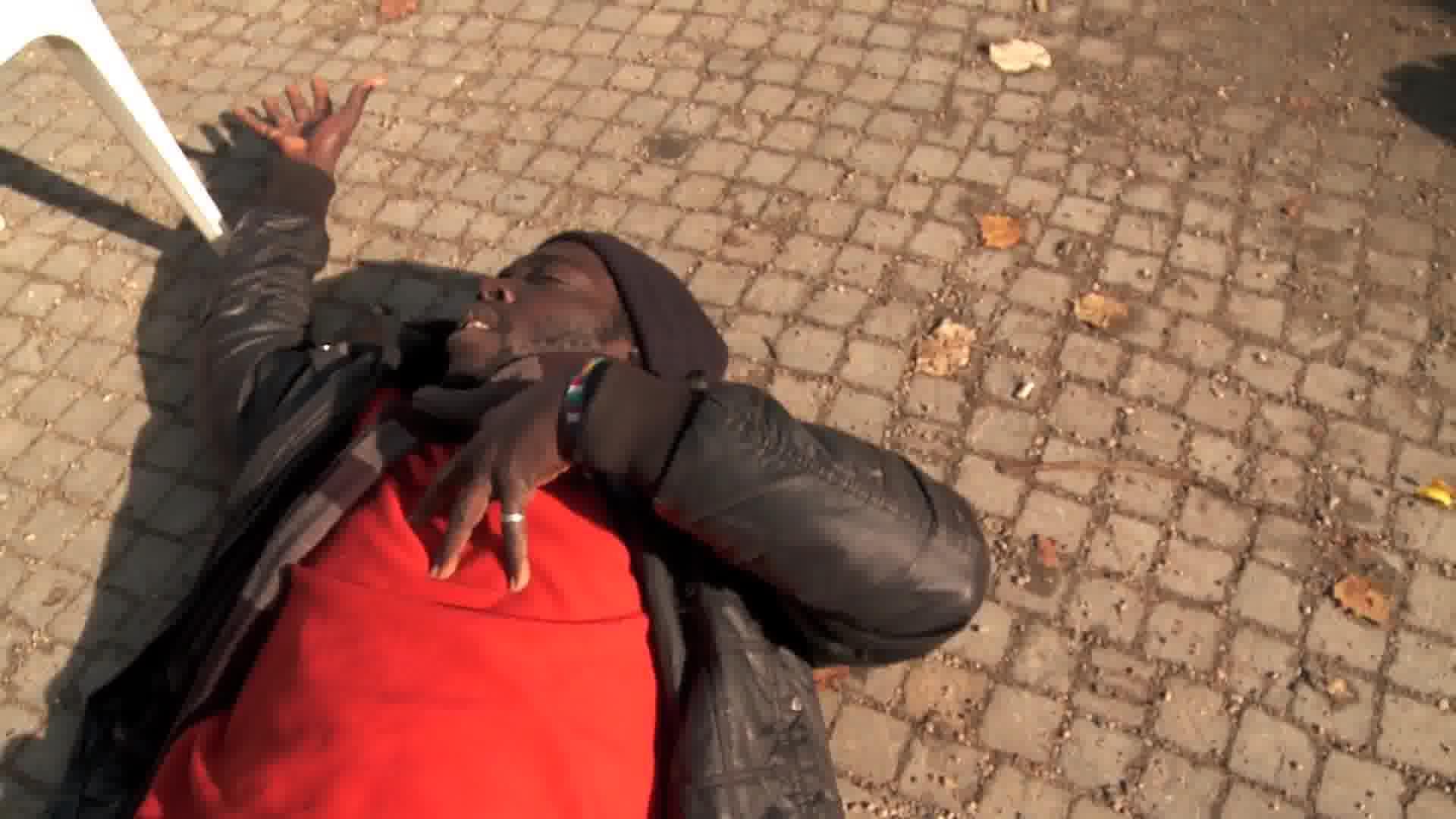 Misshandlung in Berliner Polizeigewahrsam