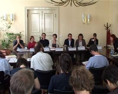 Pressekonferenz Sanktionsmoratorium gegen Hartz4-Sanktionen
