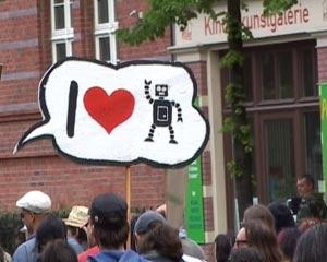 2. Mai 2008 - IV. internationaler Kampf- und Feiertag der Arbeitslosen