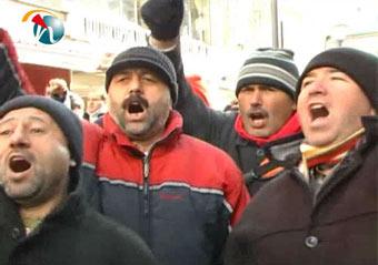 Solidarität mit den TEKEL-Arbeitern