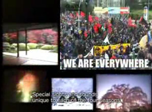 Mobilization-Video for G8 2008 in Japan