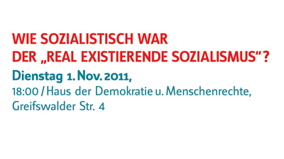 Wie sozialistisch war der