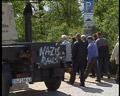 random video: nazi demo