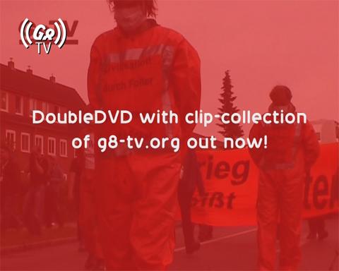 DoppelDVD von g8-tv.org ab sofort verfügbar!