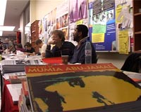 Grußbotschaft Mumia Abu Jamal