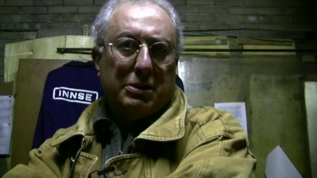 INNSE/Mailand : 02 : besetzung (Enzo Acerenza)