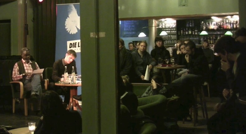Tiécoura Traoré @ Grüner Salon : Über Cocidirail
