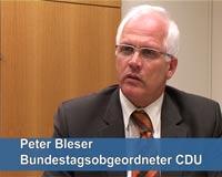 Peter Bleser, CDU