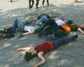 random video: die-IN