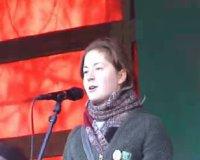 Redebeitrag auf der Demo gegen das SchülerInnendemo-Verbot