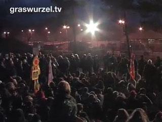 X-Tausendmalquer Blockade Gorleben