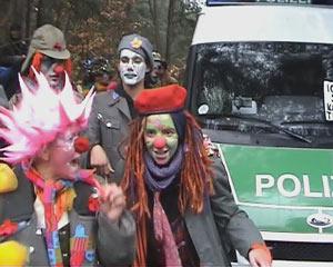 Castor, Clowns und Chaoten