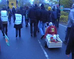 Wendland video clips – Thursday 6 November 2008