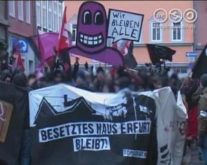 [Erfurt] A - TEAM solidarisiert sich mit Besetztem Haus