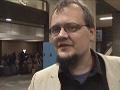 Interview mit Tobias Pflüger zur Immunitätsaufhebung (Teil 1/3)
