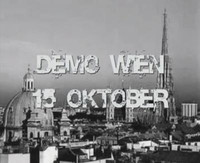 15. Oktober Wien
