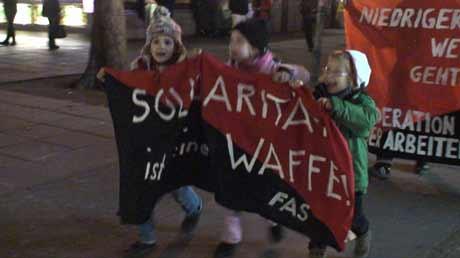 Solidarität ist eine Waffe