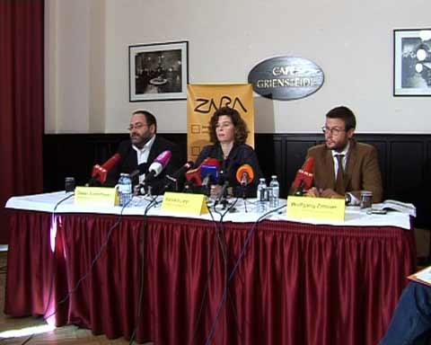 ZARA Rassismus-Report 2007