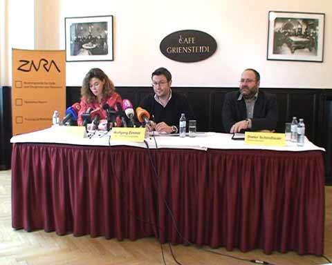 ZARA Rassismus-Report 2008