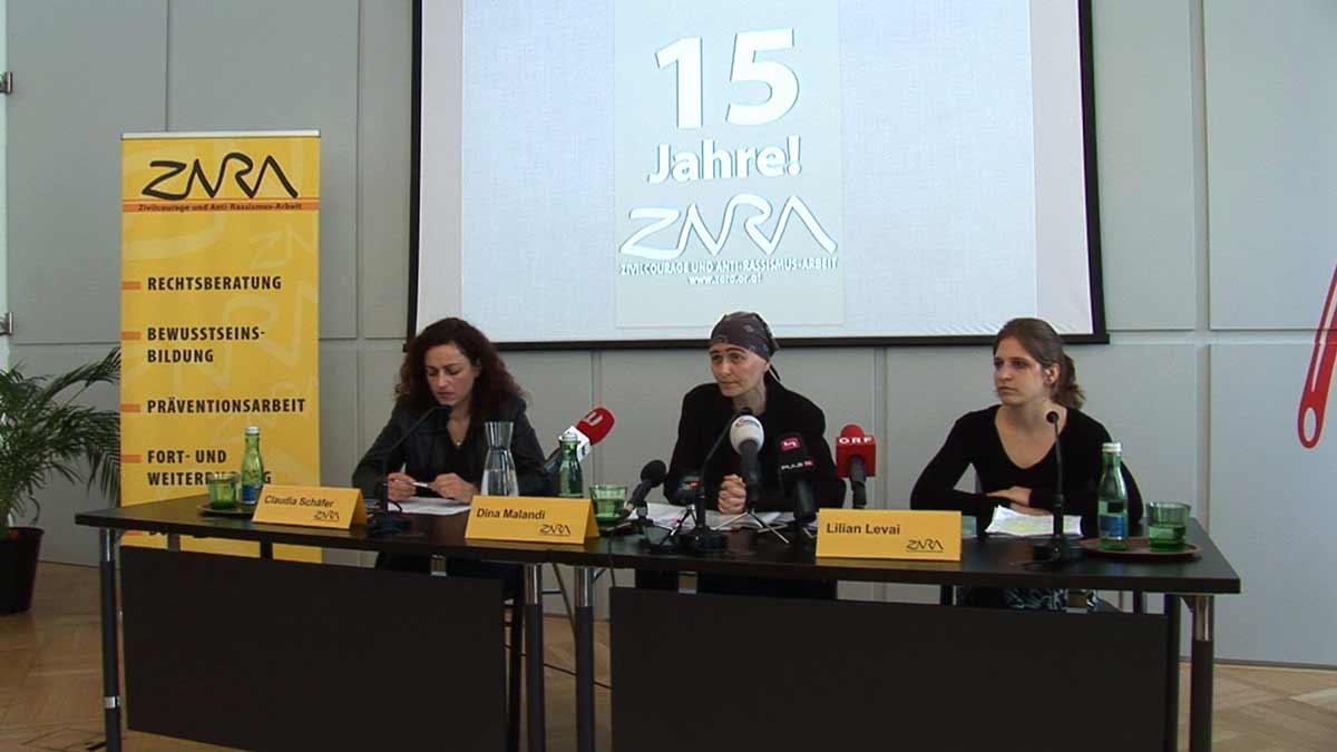 ZARA Rassismus-Report 2013