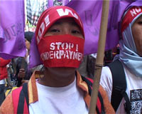 Kong Yee Sai Mau! - WTO versenken!