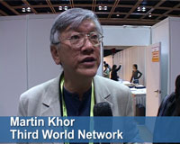 Martin Khor über NAMA