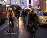 random video: Critcal Mass Vienna