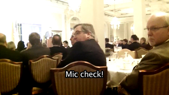 random video: Occupy Chicago Mic Check