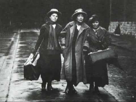 random video: Sylvia Pankhurst