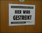 random video: postbus streik