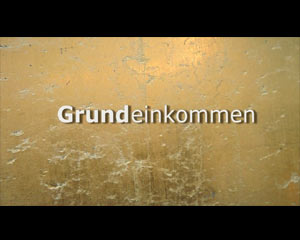 random video: Grundeinkommen
