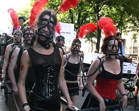 random video: Regenbogenparade 2007