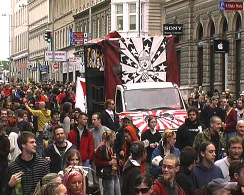 random video: euromayday 008