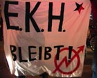 random video: demo: EKH bleibt!